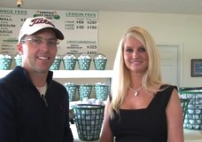 """PGA Pro Colby Huffman and Julie North – """"Ask a Pro Webisode"""""""