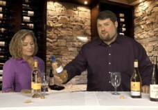 """What's in the Glass"" Wine Show Websiode"