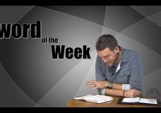 How are you giving back? – Word of the Week with Pastor Tony