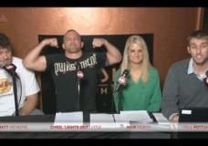 City360tv That Live Sportscast on Matt Mitrione