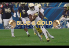 Blue and Gold Weekly Review Pitt. 2015