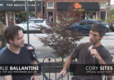 City360tv Sound Check Charlie Ballantine 2017