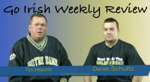 Go Irish Weekly Review Webisode 16