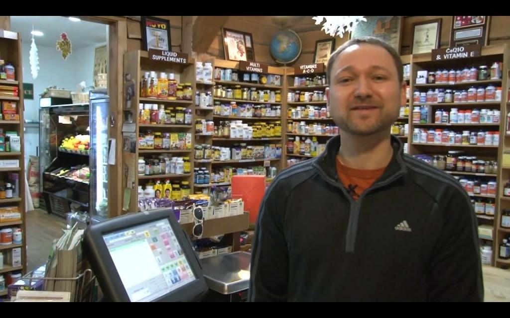Rudy Nehrling Good Earth Natural Food Company