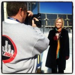 OfficeMax Hockey City Classic - Lisa Kelly