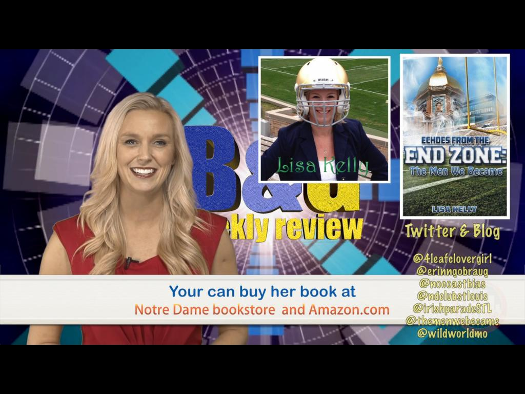 Notre Dame v Pitt - Blue and Gold Weekly Review Webisode