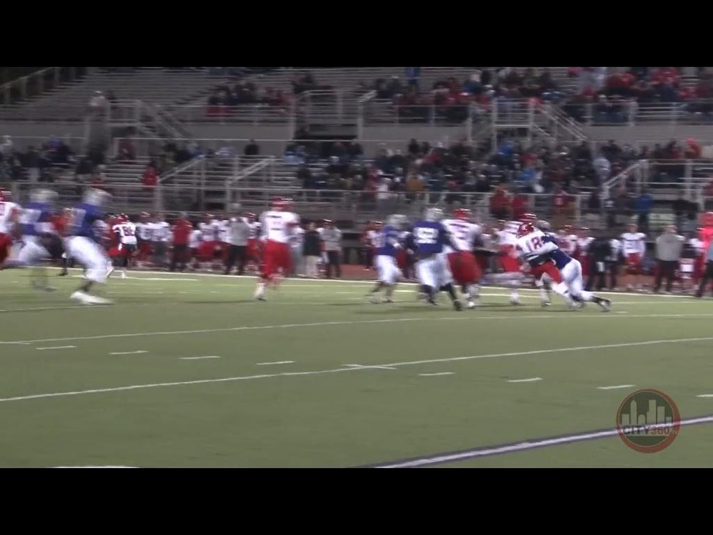 Pike v Ben Davis - IN HS Football